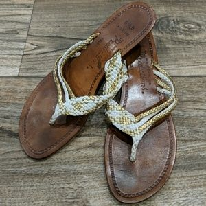 Leather Sandals Made in Brazil